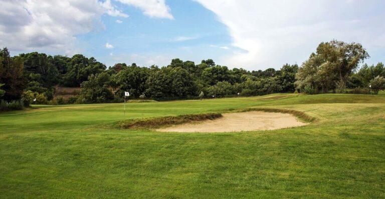 parcours du aix golf