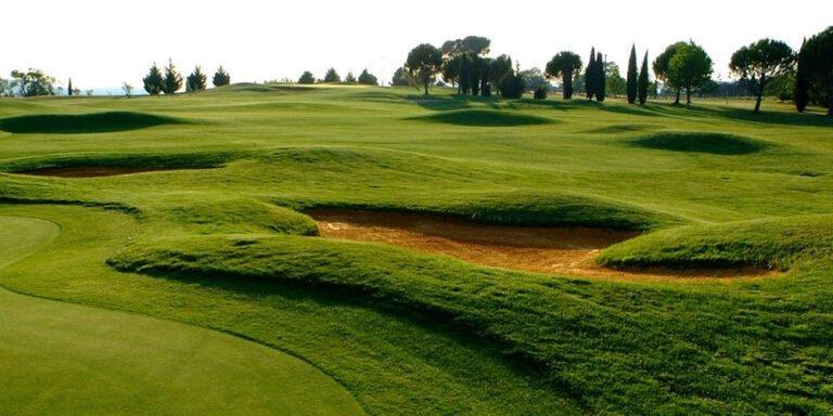 parcours du golf d'aix-en-provence