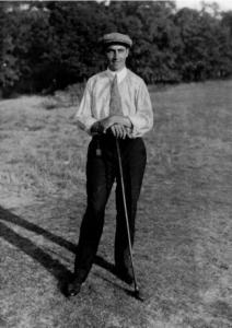 Walter Hagen.